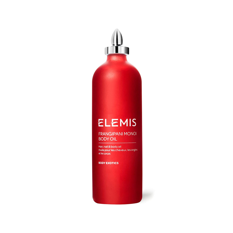 Elemis Frangipani Monoi Body Oil 100ml - Nourishing & Conditioning Body Oil for Women