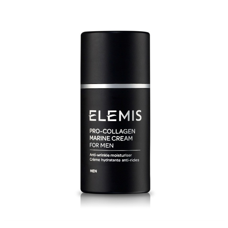 Elemis Men Anti Wrinkle & Hydrating Pro-Collagen Marine Cream 30ml - Smoothing Face Cream
