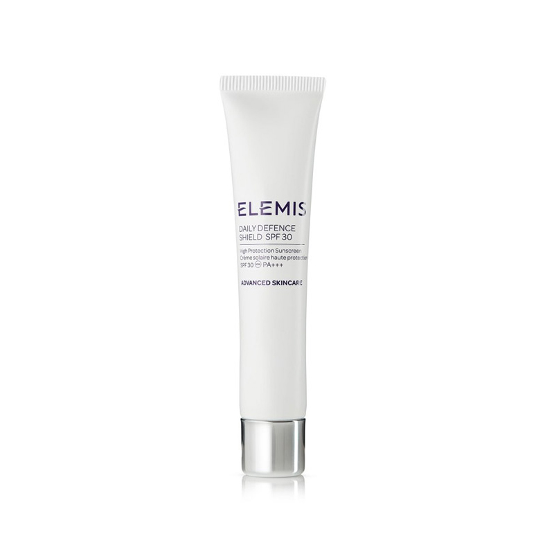 Elemis Advanced Skincare Defence Shield SPF30 40ml for Women - Hydrating Sun Protection
