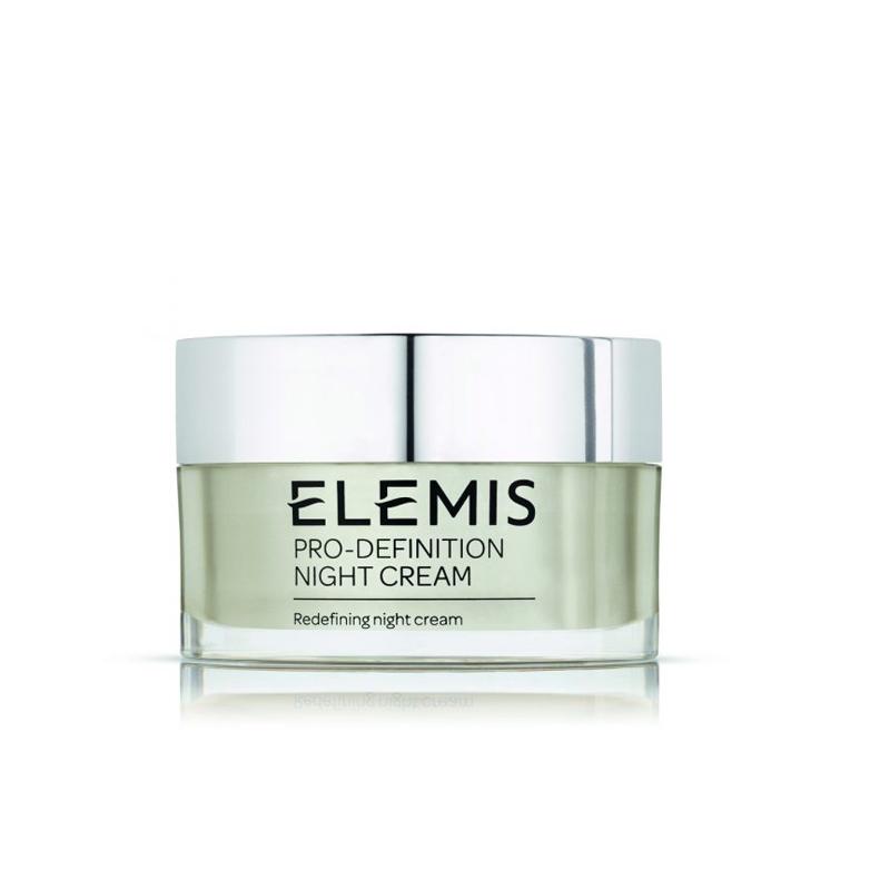 Elemis Pro-Definition Night Cream 50ml - Nourishing Face Cream for Mature & Aging Skin