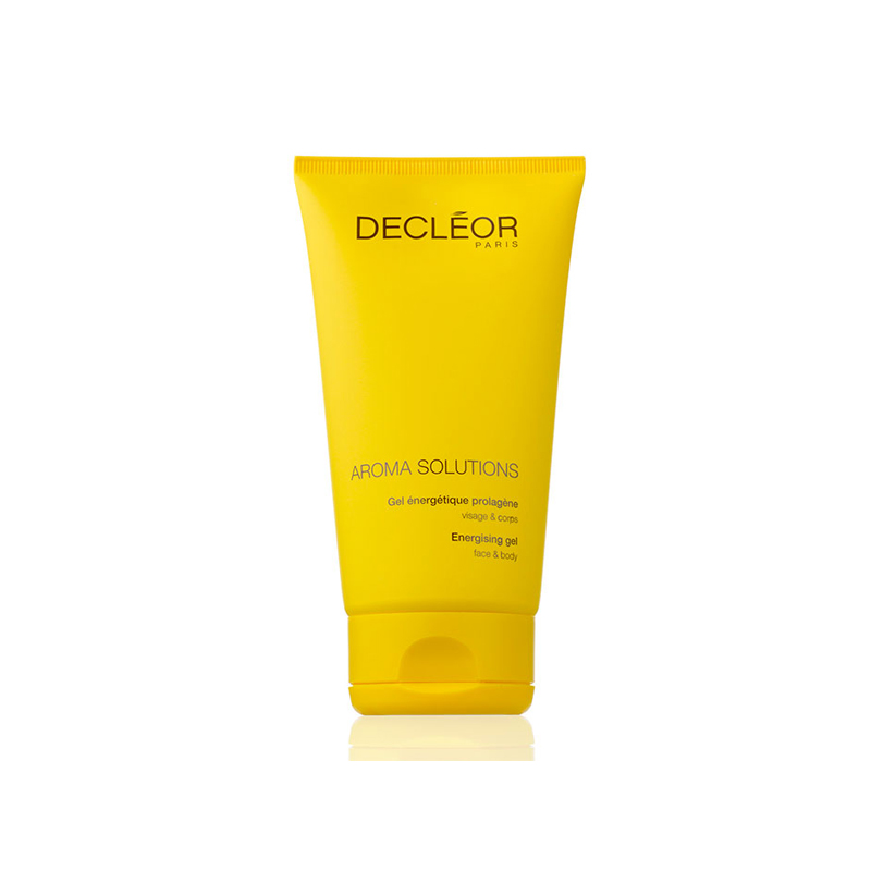 Decleor Aroma Solutions Prolagene Gel 150ml - Skin Toning and Energising Gel for Face and Body