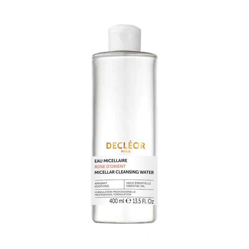 Decleor New Luxury Size Aroma Cleanse Soothing Micellar Water 400ml