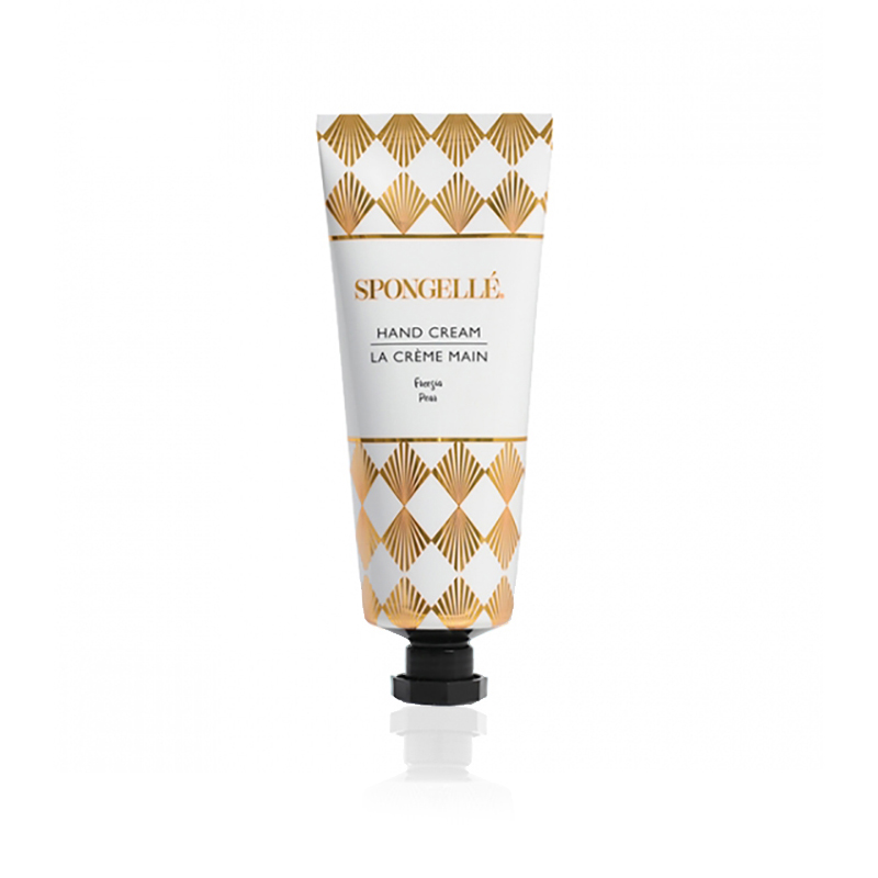 Spongelle Soothing & Nourishing Hand Cream - Freesia Pear 57 g