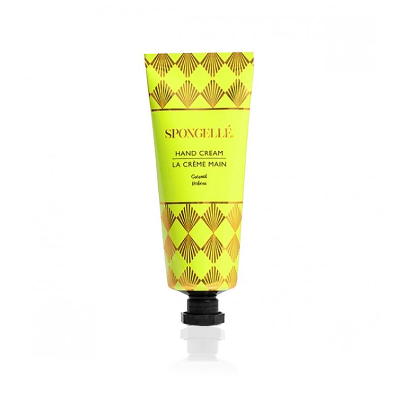 Spongelle Soothing & Nourishing Hand Cream - Coconut Verbena 57 g