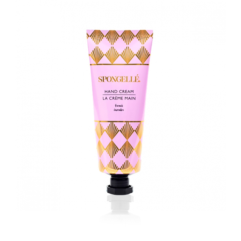 Spongelle Soothing & Nourishing Hand Cream - French Lavender 57 g
