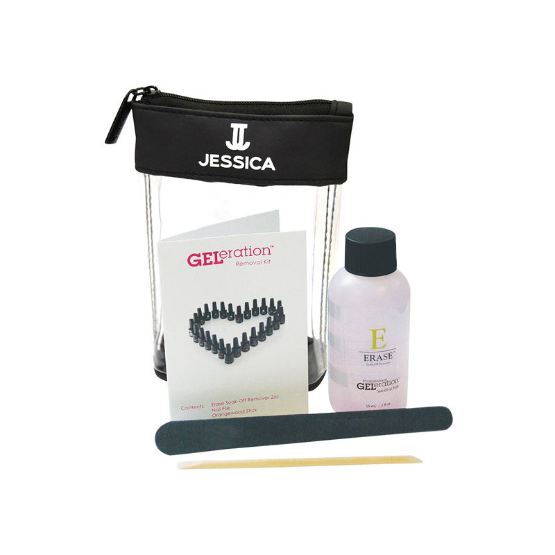 Jessica Geleration Removal Soak-Off Kit