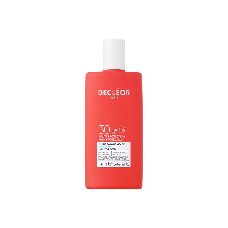 Aloe Vera Sun Face Fluid Spf 30