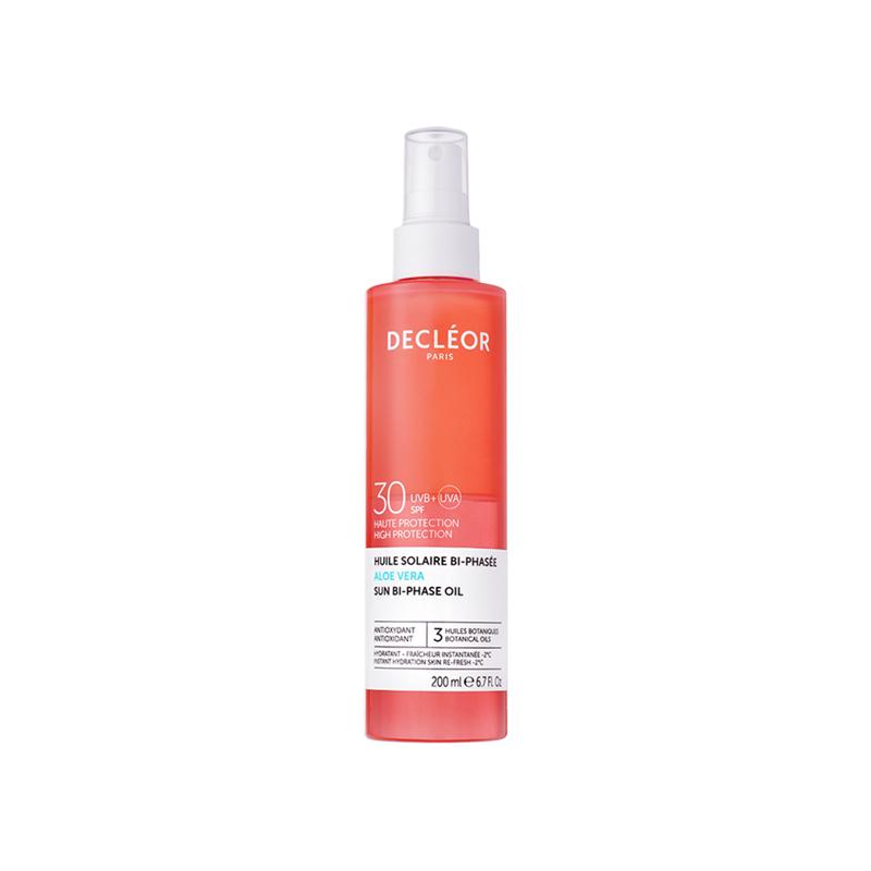 Aloe Vera Sun Bi-phase Oil Spf 30